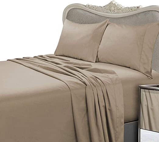 Get best value on California king sheets Egyptian cotton